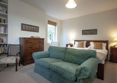 Bedroom #10 at Hallsanery House, Landcross