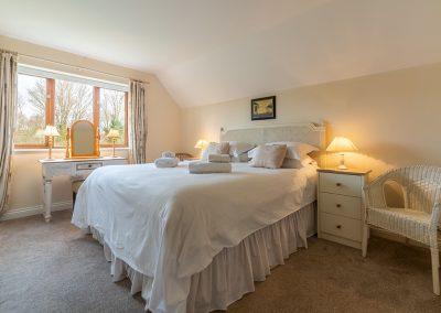 Bedroom #1 at Hampden, Roserrow, Polzeath