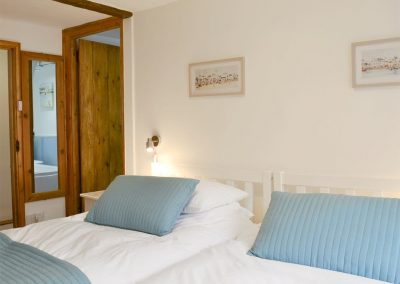 Bedroom #3 at Harbour Hideaway, Ilfracombe
