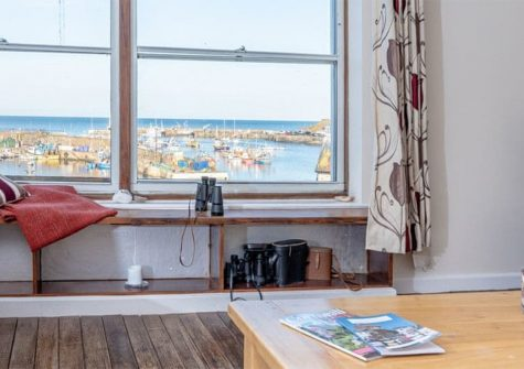 Harbour Tavern Penthouse, Mevagissey