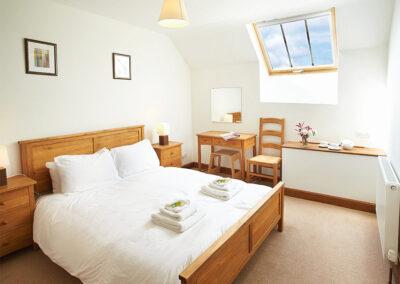 Bedroom #1 at Harvest Moon, Feniton