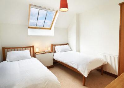 Bedroom #3 at Harvest Moon, Feniton