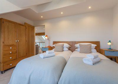 Bedroom #4 at Highcroft, St Miniver