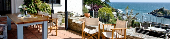 Higher Shute, Looe - A country house by the sea