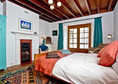 Bedroom 3 @ Higher Shute, Looe