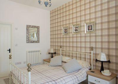 Bedroom #1 at Hill Head View, St Columb Major