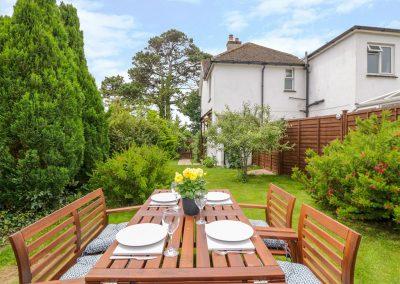 The garden at Hilltop, Stoke Gabriel