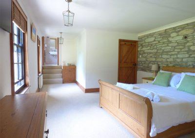 Bedroom #6 at Hybadore Coach House, Golant