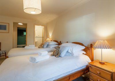 Bedroom #2 at Keepers Cottage, Roserrow, Polzeath