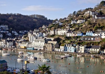 The fabulous view from Kerensa, Looe