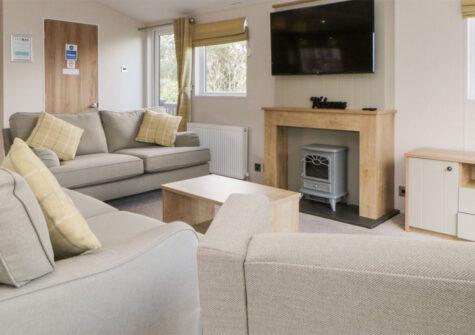 Lodge 75 at Riviera Bay, Brixham