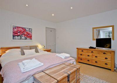 Bedroom #1 at Lower Margate, Fletchersbridge