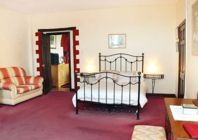 Bedroom #1 at Lundy View, The Granary, Higher Clovelly