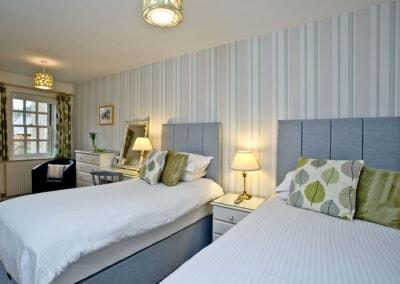 Bedroom #2 at Mallock, Cockington Cottages, Cockington