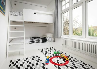 """Bedroom #2 at Maryville , Treen"""