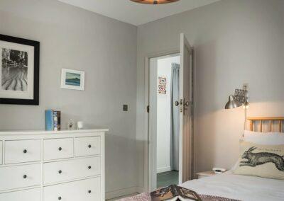 Bedroom #3 at Maryville , Treen