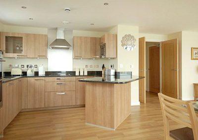 The kitchen @ Masts B11, Torquay