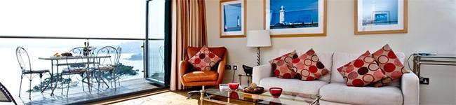 Masts B7, Torquay - Modern apartment with superb views across Torbay