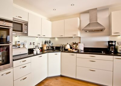 The kitchen @ Masts B7, Torquay