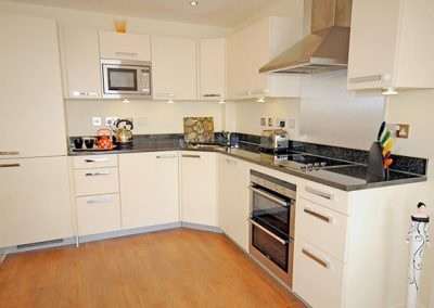 The kitchen @ Masts C2, Torquay