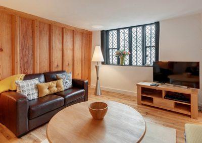 The living area @ Merchants Rise, Dartmouth