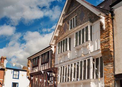Outside Merchants Rise, Dartmouth