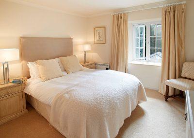 Bedroom #2 at Mews Cottage, Bonython Estate, Cross Lanes