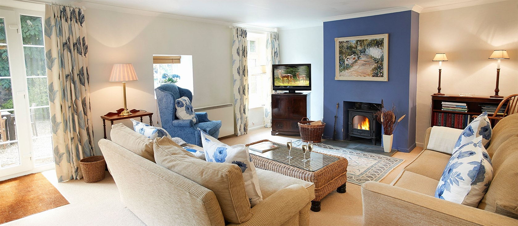Mews Cottage, Bonython Estate, Cross Lanes