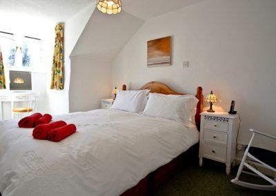 Bedroom 1 @ Millers Loft, Ivybridge