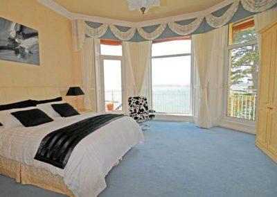 Bedroom #1 @ Ocean Shangri-La, Bay Fort Mansions, Torquay