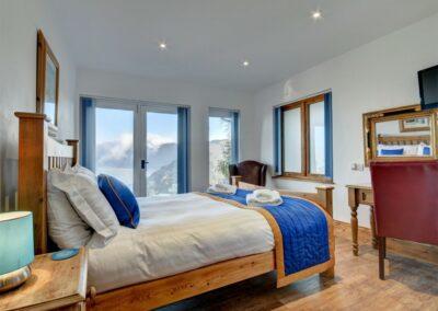 Bedroom #1 at Oh My Sea, Lynton