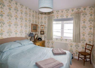 Bedroom #2 at Oyster Bay, Port Isaac