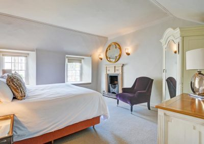 Bedroom #2 at Padstow House, Padstow