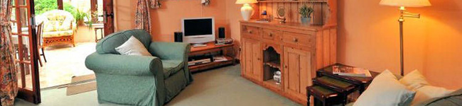 Park Mill Farm Cottage, Park Mill Farm, Chumleigh - A quaint cottage set in beautiful countryside
