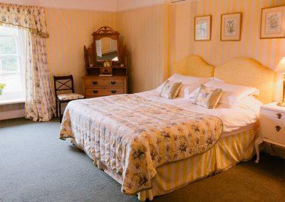 Bedroom #3 at Parnacott, Chilsworthy