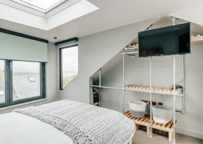 Bedroom #1 at Phoenix, St Ives