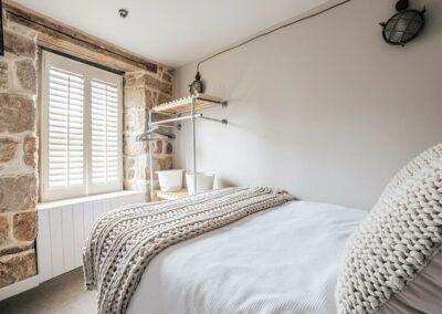 Bedroom #2 at Phoenix, St Ives