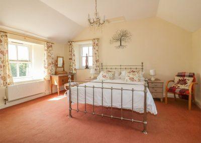 Bedroom #2 at Polstein, Threemilestone