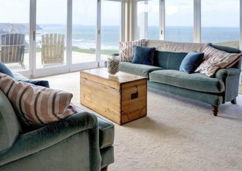 Porthtowan Retreat, Eastcliff