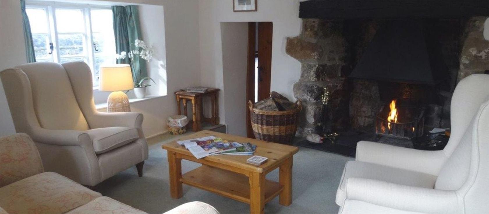 Primrose Cottage, Drewsteignton
