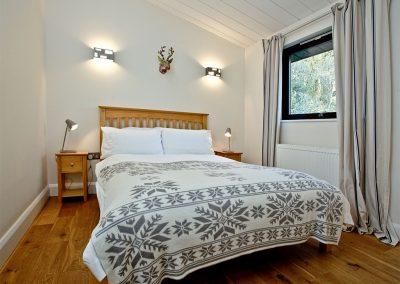 Bedroom #1 at Riverside, Gara Mill, Slapton