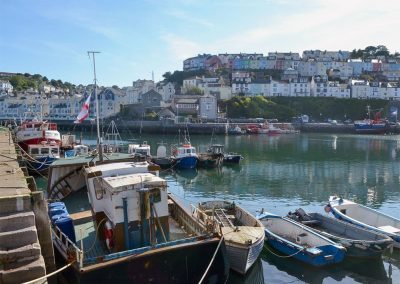 Robin Cottage, Brixham is ideally situated just a stroll away from picturesque Brixham Harbour