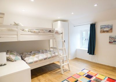 Bedroom #5 at Ros Vale, St Buryan
