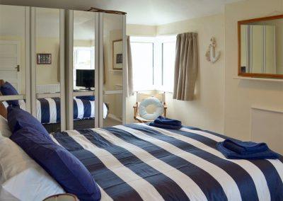 Bedroom #2 at Rosehill, Goodrington