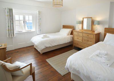Bedroom #4 at Round Island, Lizard Lighthouse, Lizard