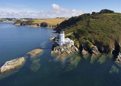The coast & countryside surrounding Sally Port Cottage, St Anthony