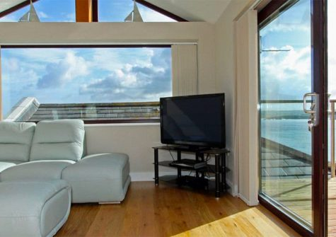 Sea View House, Newquay