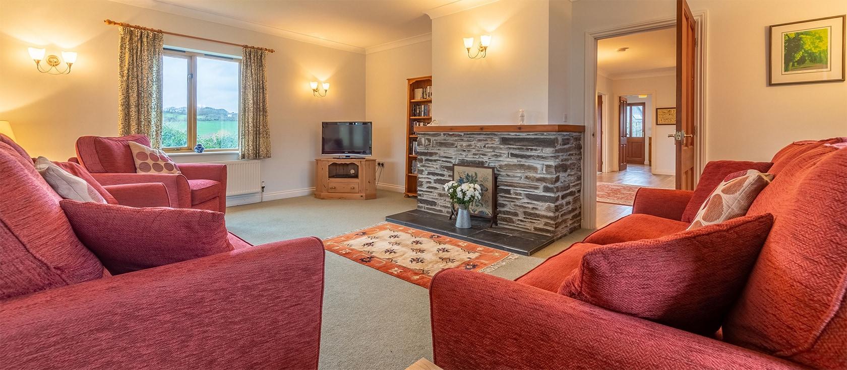 September Cottage, Roserrow, Polzeath
