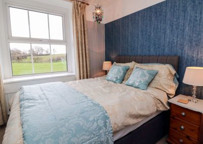 Bedroom #1 at Shears, Woodford
