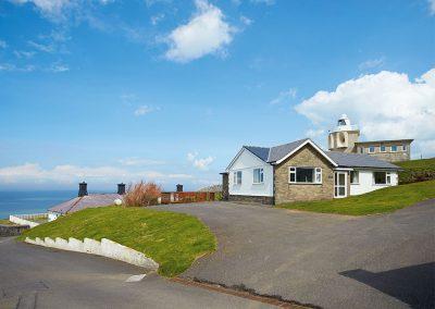Outside Sherrin, Bull Point Lighthouse, Mortehoe